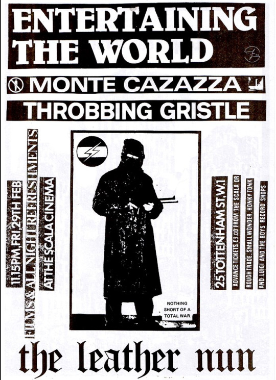 Monte Cazazza & Throbbing Gristle