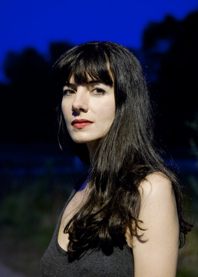 Photo of Veronica Vasicka at Dekmantel Festival by Isolde Woudstra.