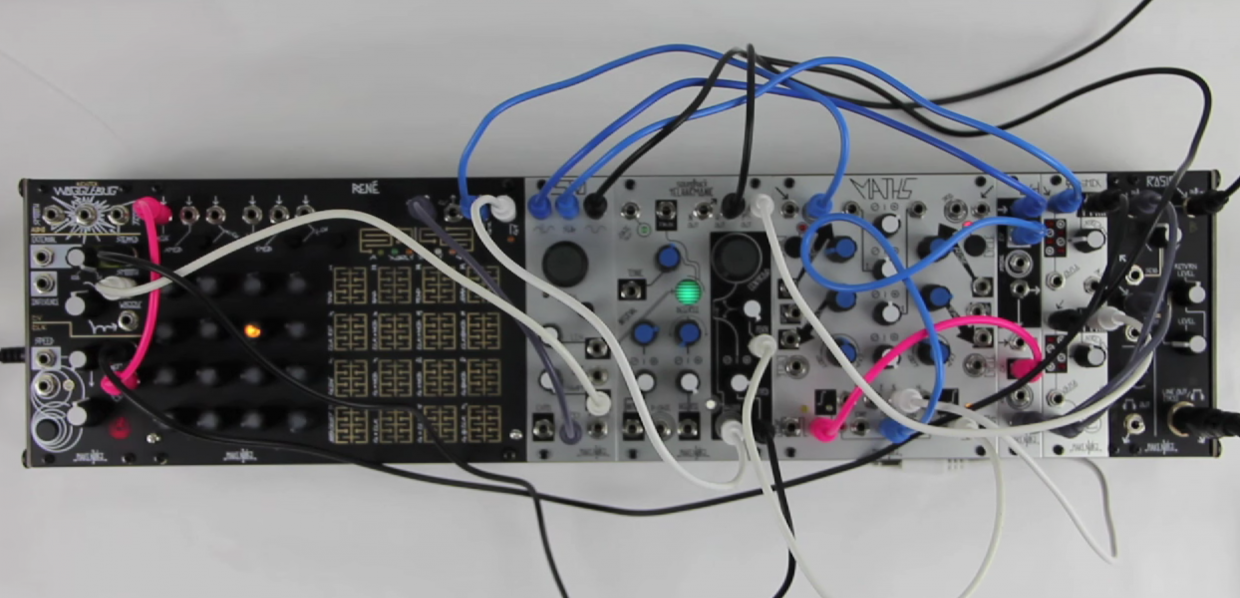 make noise released a brand new eurorack modular synth telekom electronic beats. Black Bedroom Furniture Sets. Home Design Ideas