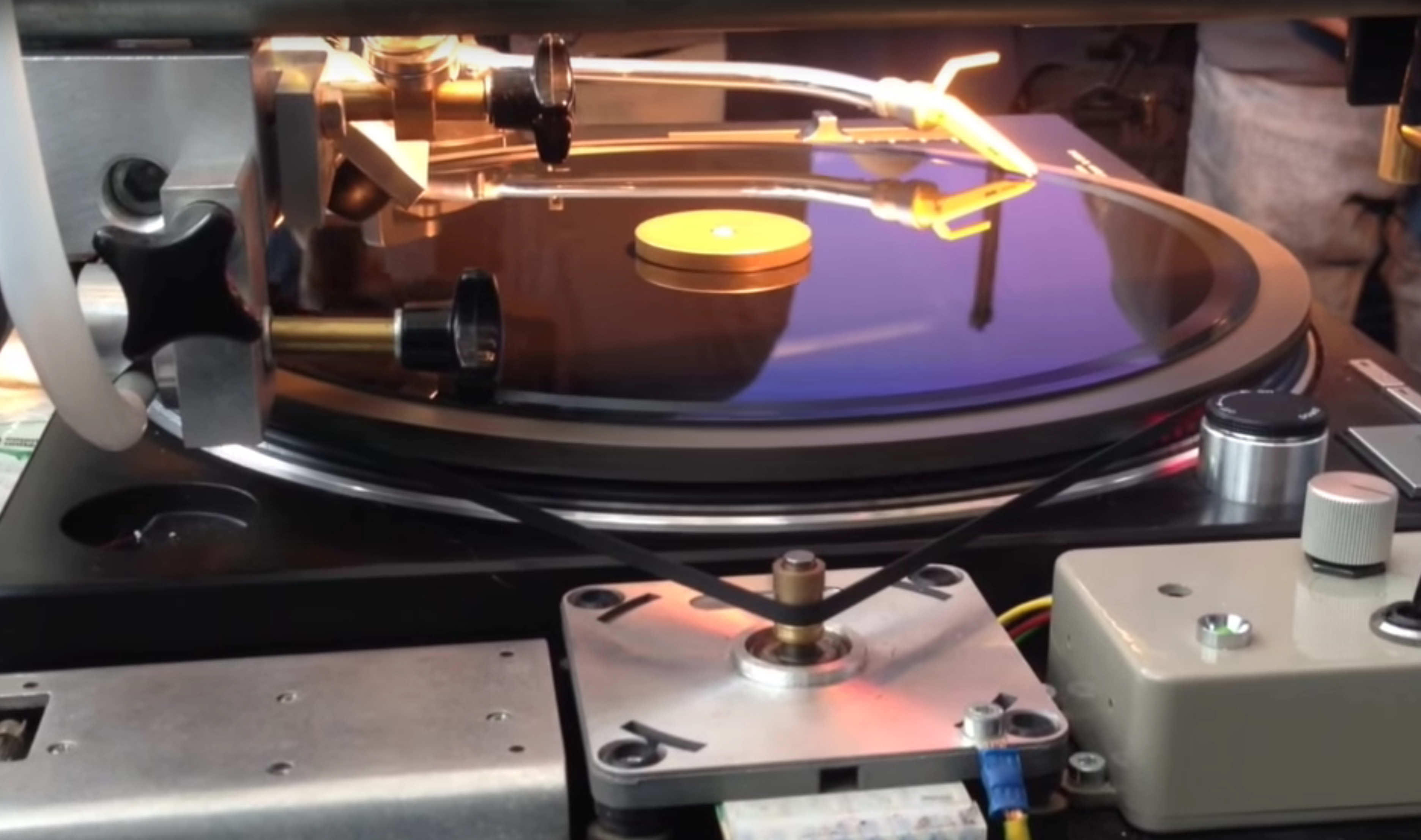 Cut Records At Home With The Vinyl Recorder Telekom