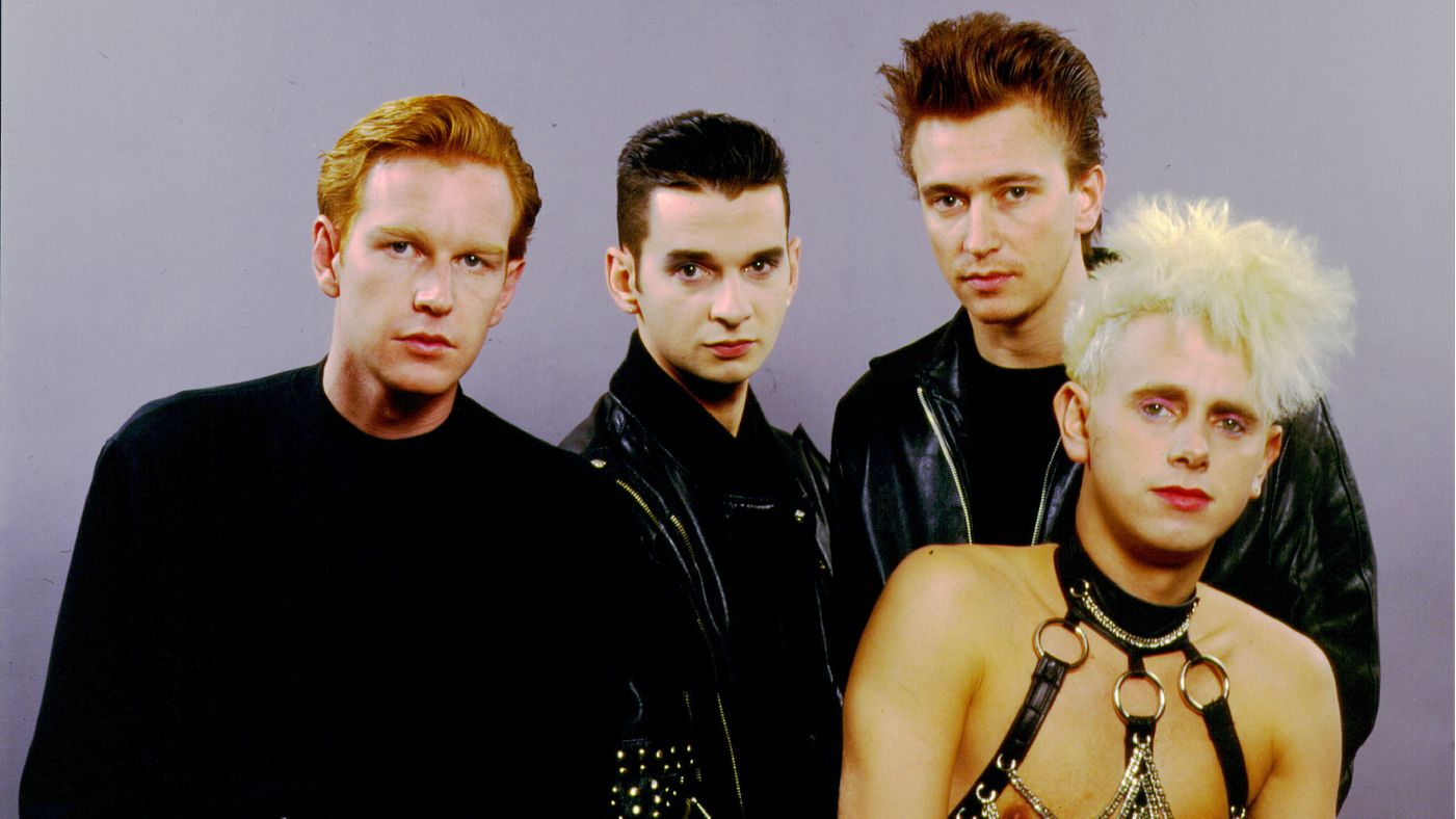 Tracing Depeche Mode's Fashion Through Their Best Videos | Telekom  Electronic Beats