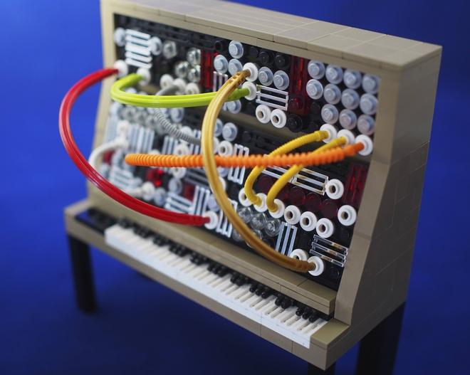 Lego Moog Modular