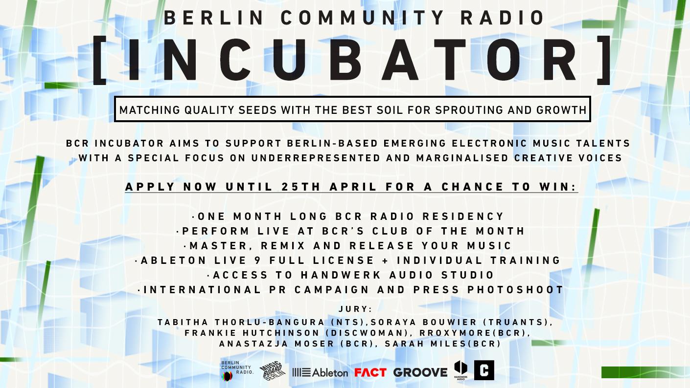 incubatorinfooo – Telekom Electronic Beats