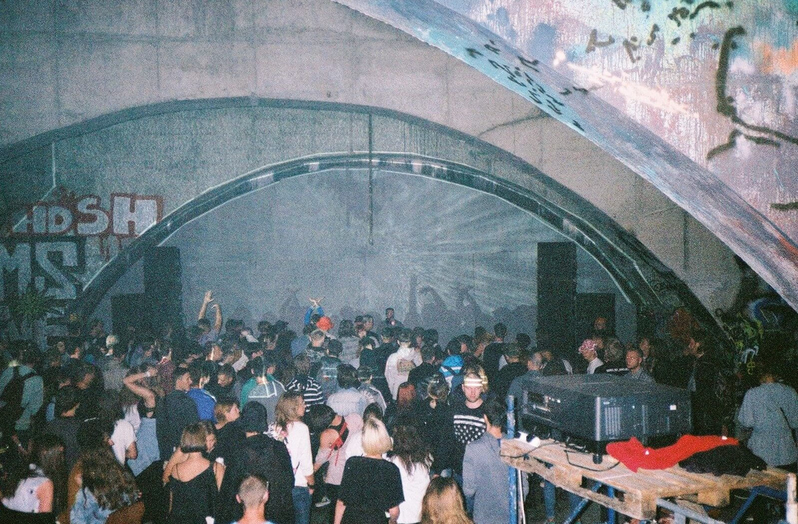 The Clubs, Parties And Artists Building A Rave Scene In Kiev ...