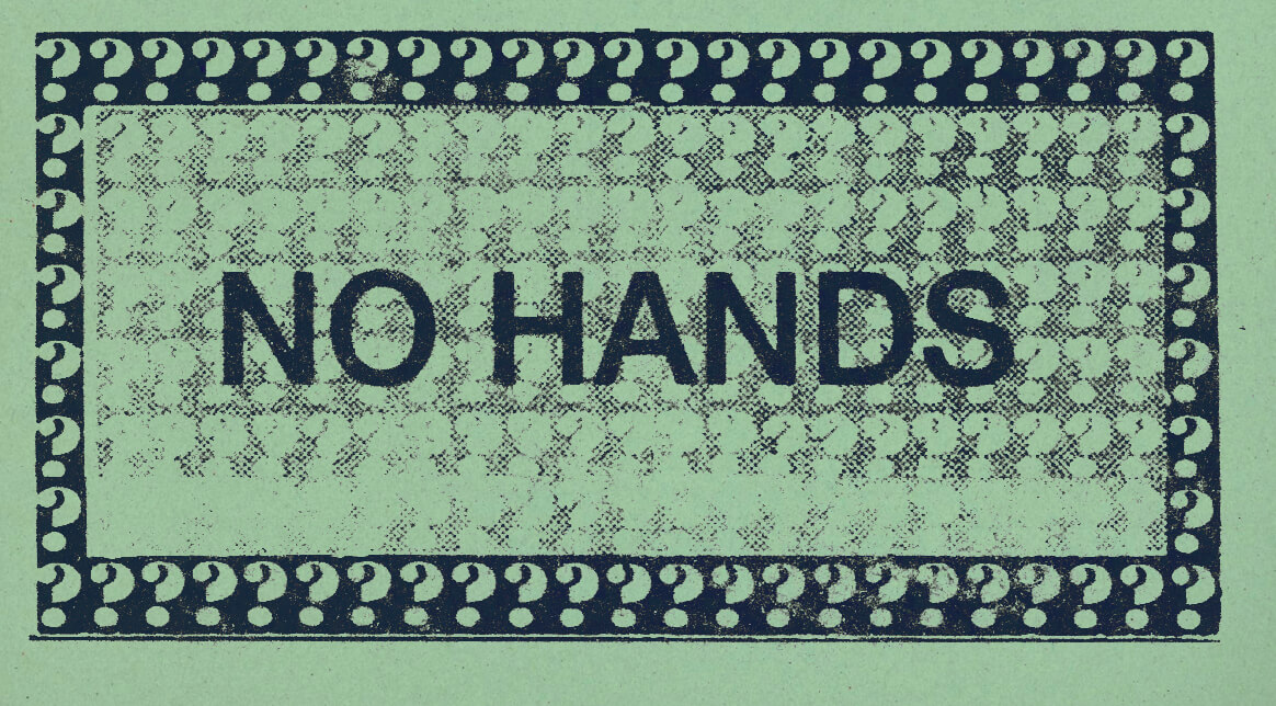 No Hands Denmark Labels Photo