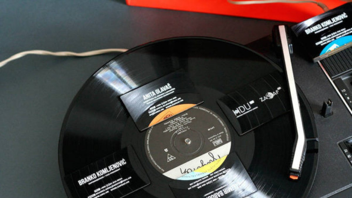 Vinyl Business Cards That d Make Patrick Bateman Jealous