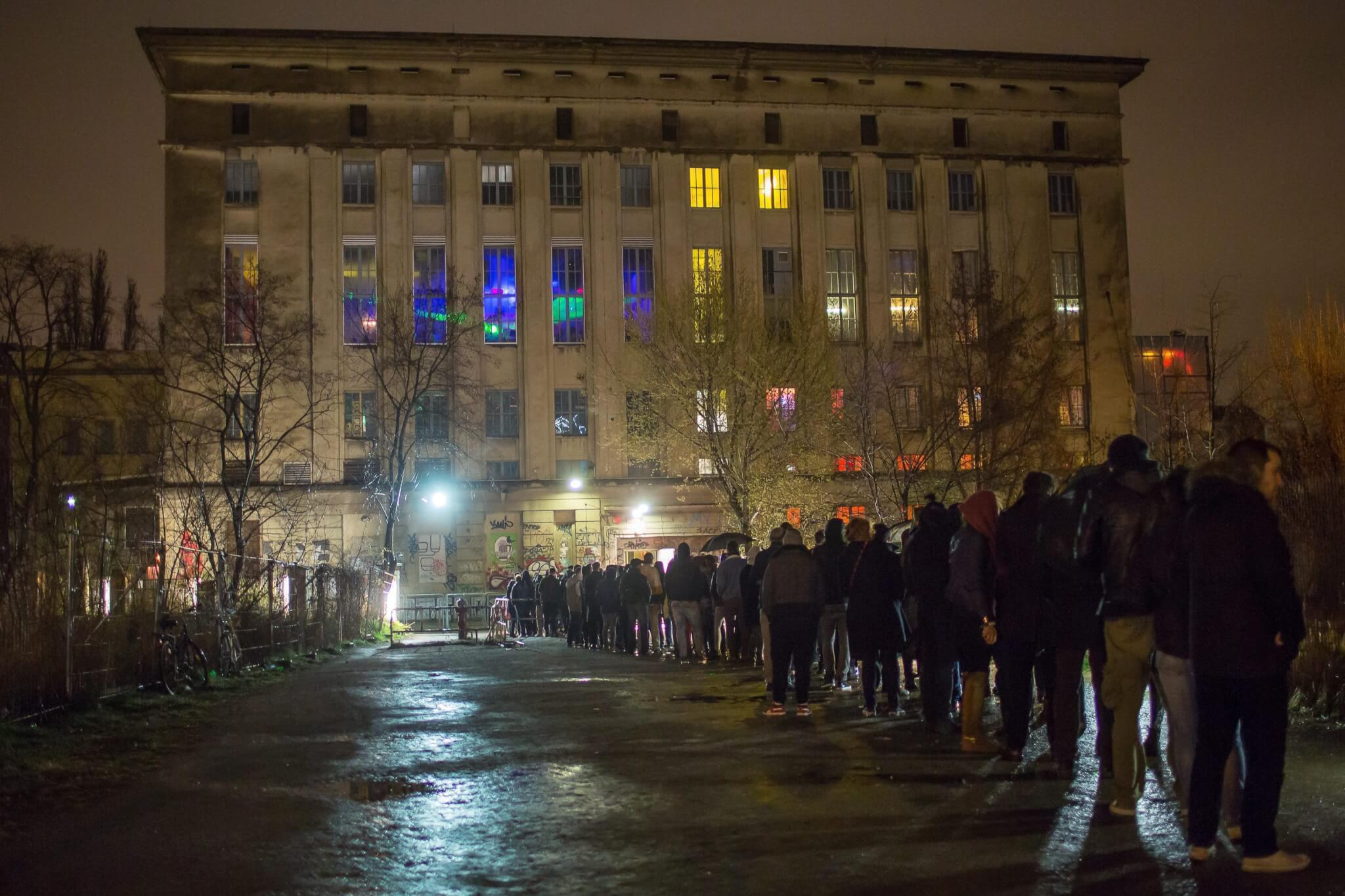 Berghain Boycott Group Forms Over New Entry Policies
