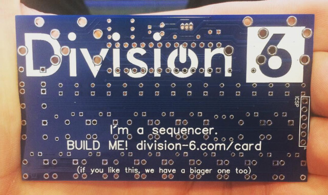 You Can Make Your Own Step Sequencer With This Business