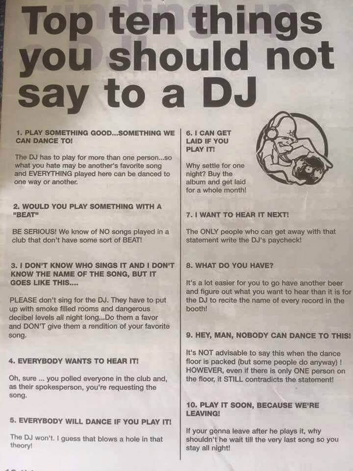 DJ-list