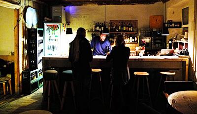 Chomsky Bar Riga