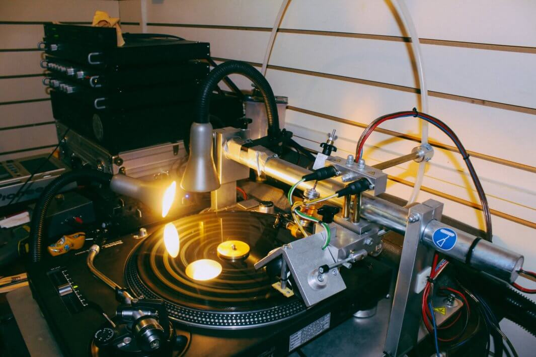 Cut Your Own Dubplates In Minutes At This London Shop