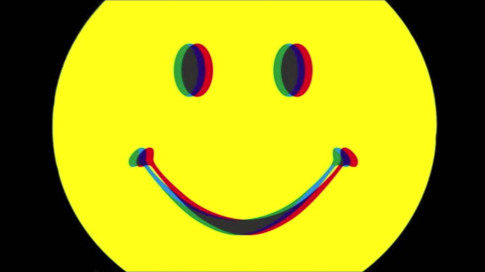 Acid history how the smiley became the iconic face of for Acid techno music