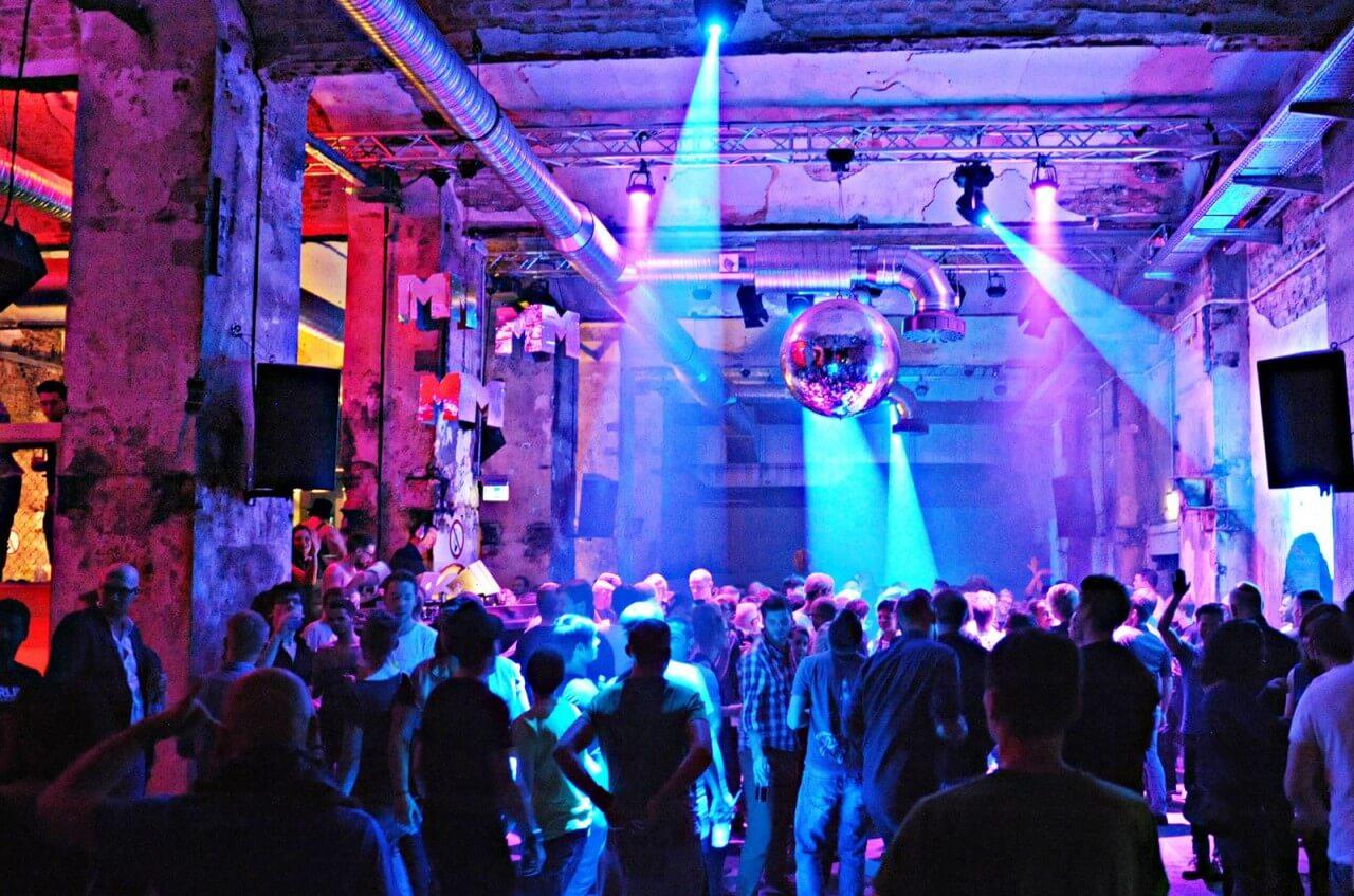 Clubbing Berlin