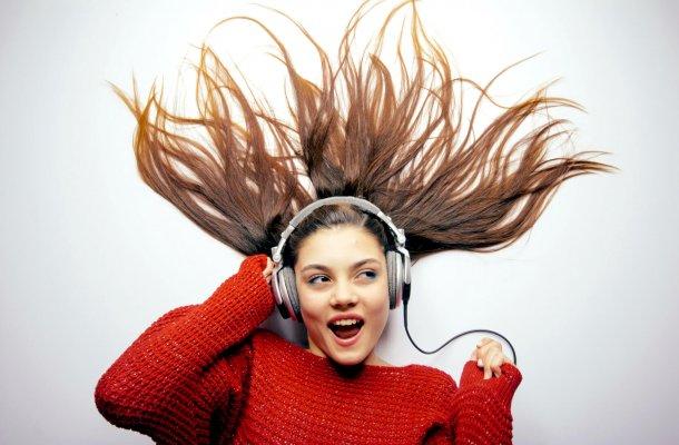 Listening To Music 2