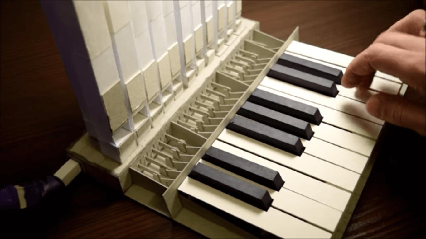 air pipe organ – Telekom Electronic Beats