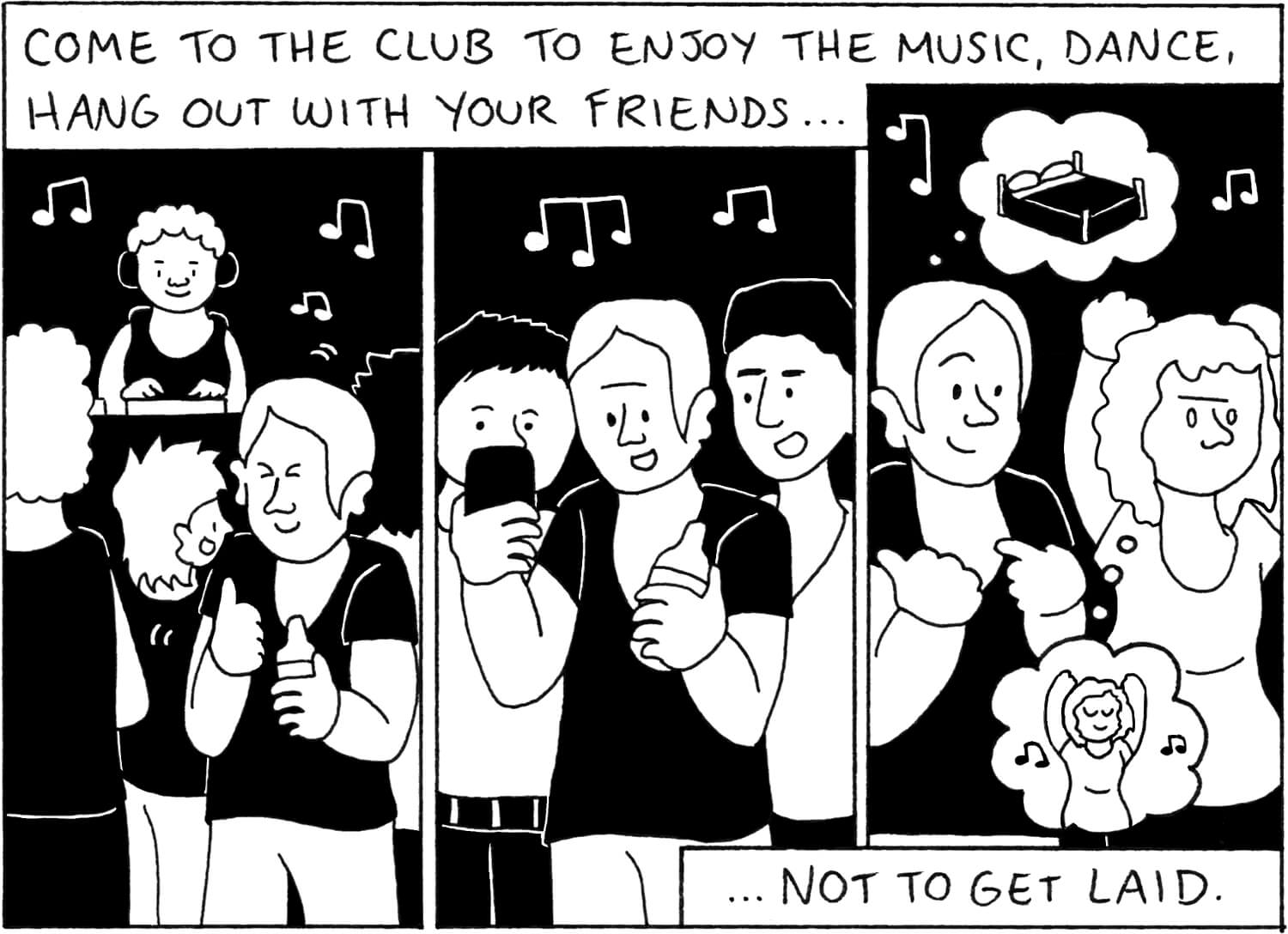 4 ways to treat us in the club - 002