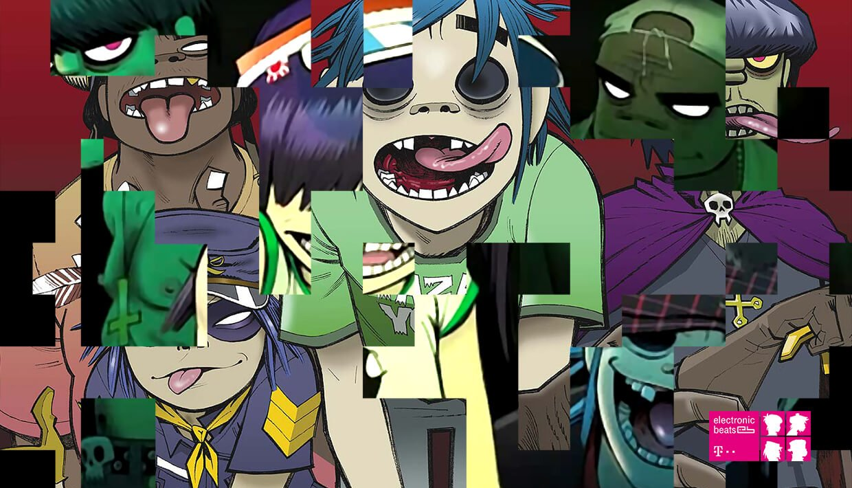 Y Gorillaz These Are The 7...
