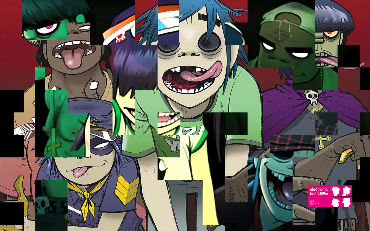 These Are The 7 Best Gorillaz Remixes Ever To Grace Vinyl