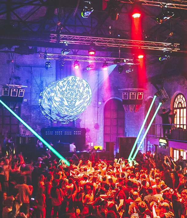 Arma's 10 Year Party Is A Massive 24-Hour, 4 Room Takeover Of Berlin's Funkhaus