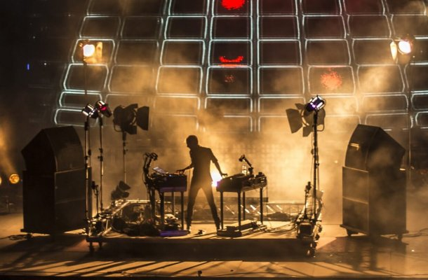 Watch Richie Hawtin Explain The Secret Behind His Immersive Live Techno Spectacle