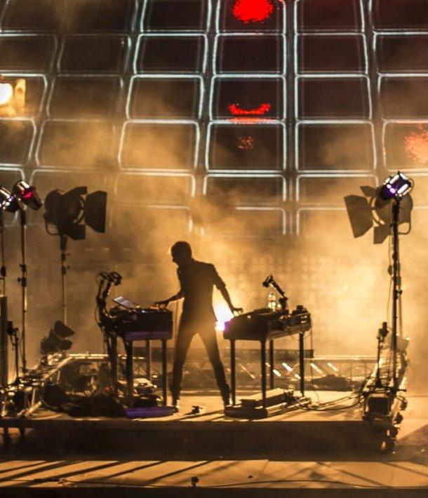 Watch Richie Hawtin Explain The Secret Behind His Immersive Live Techno Spectacle