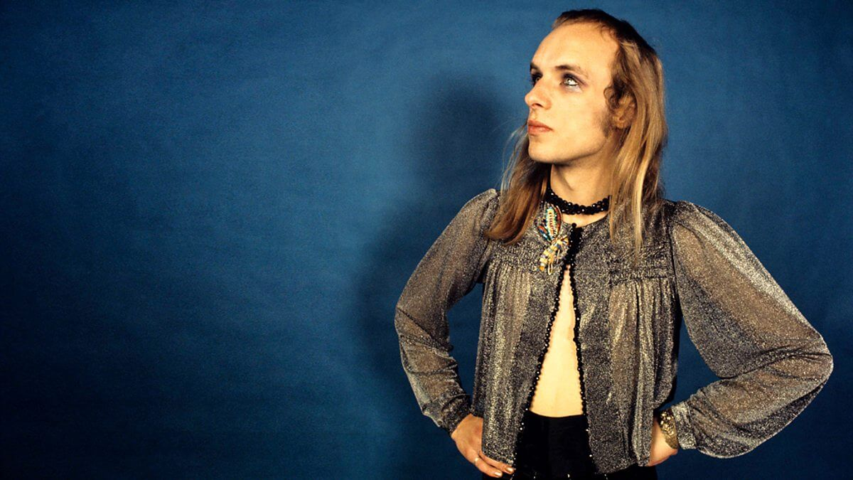 Brian Eno Yamaha Dx