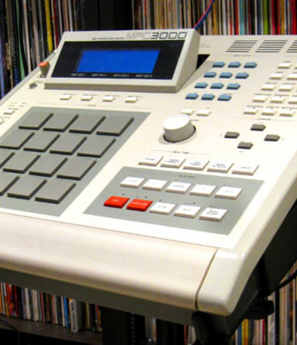 mpc3000 – Telekom Electronic Beats