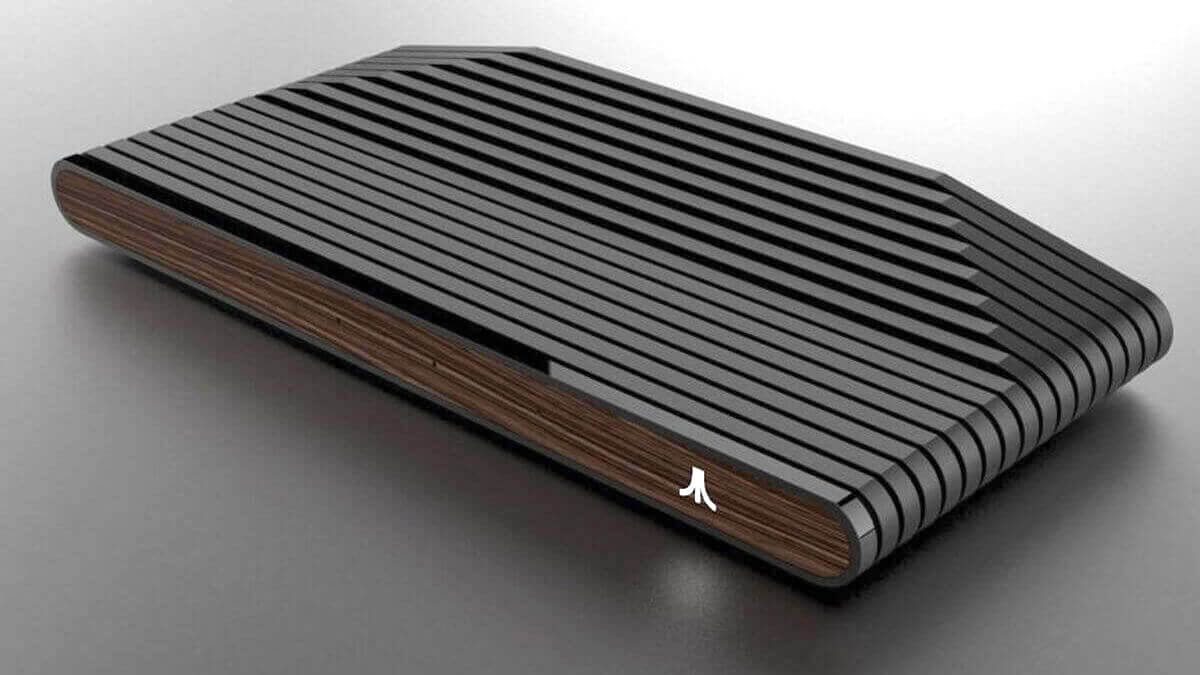 Atari S New Video Game Console Is Straight Up Retro 80s