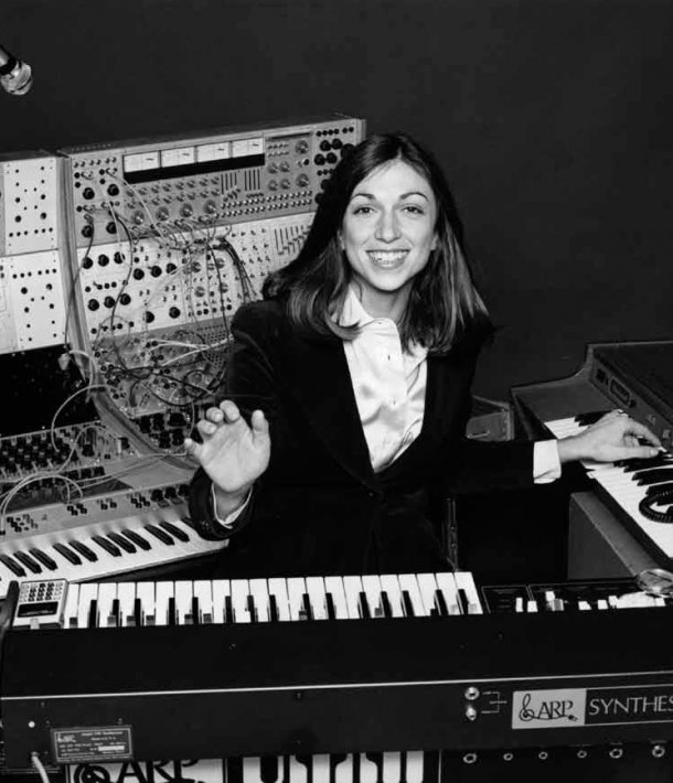 Suzanne Ciani's New Synth-Heavy Album Will Be Pressed On Super Rare Quadrophonic Vinyl