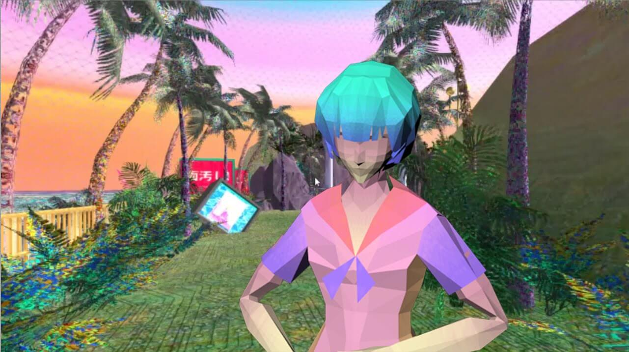 7 Deliriously Strange Vaporwave Video Games You Should Play