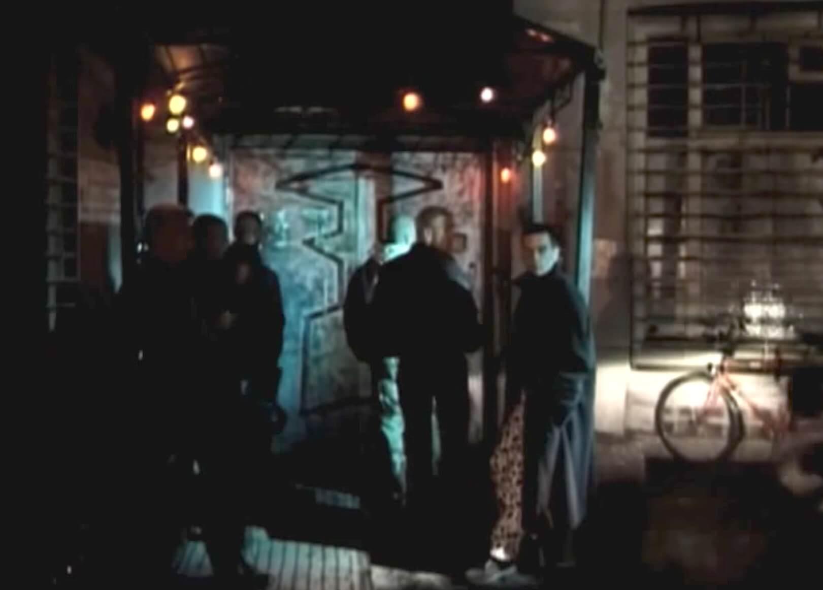 Bunker sex full movie scene