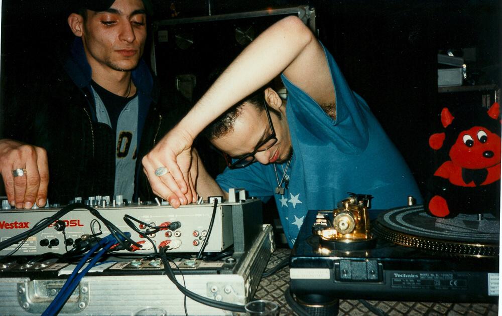 Discover The Insane Sound Of Berlin's '90s Techno Scene With