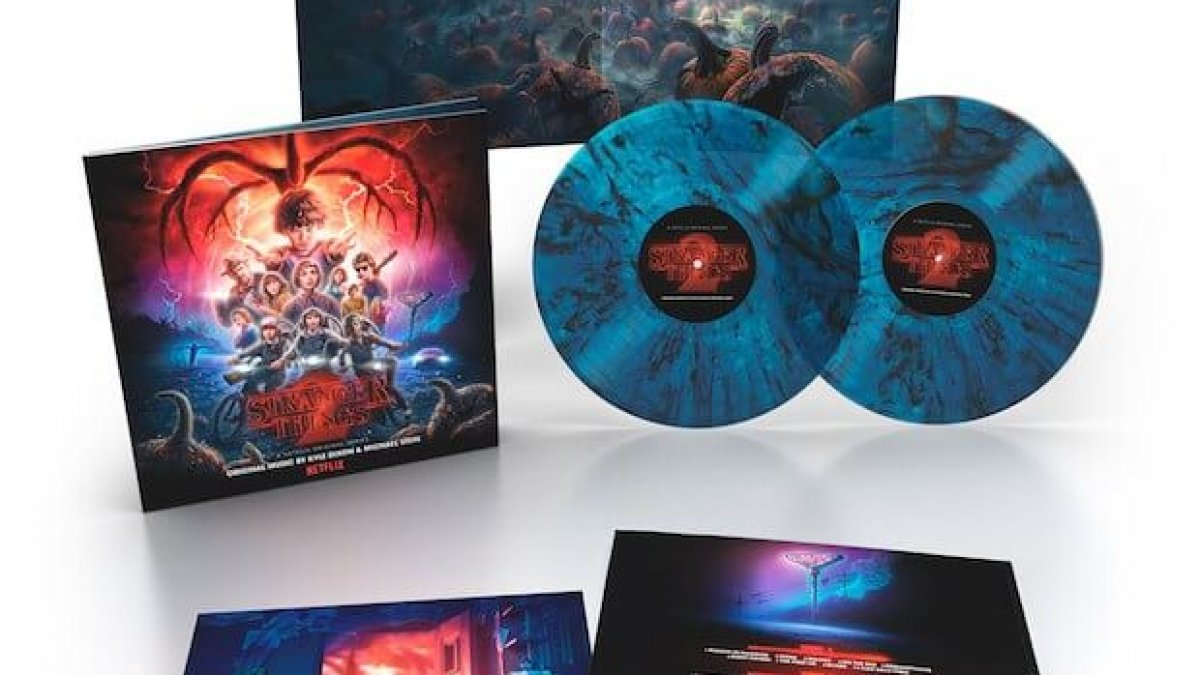 Get The Stranger Things 2 Ost On Interdimensional Blue