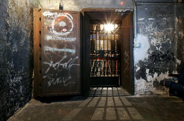 A Berlin Museum Has Recognized Tresor's Club Door As An Important Cultural Artifact