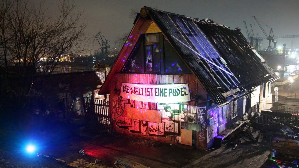 Listen To Hamburg Club Golden Pudel's Techno Takeover Of Rinse FM
