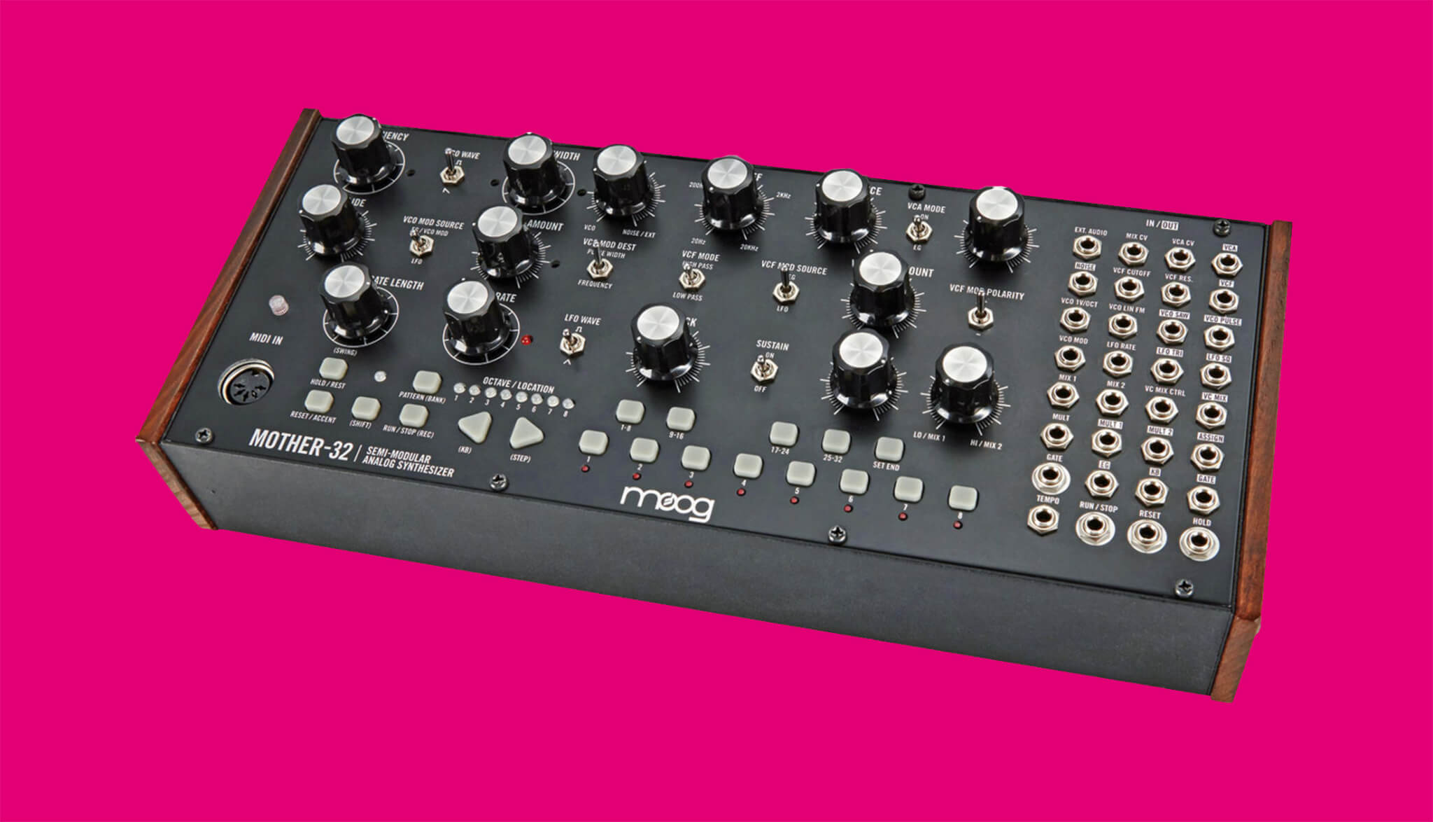Download A Free Collection Of Moog Mother 32 Samples For
