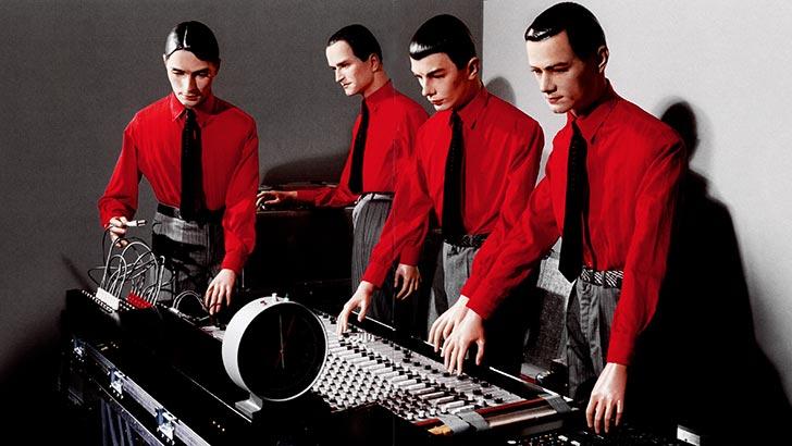 Watch Kraftwerk Perform Live With An Astronaut Aboard The ...Kraftwerk