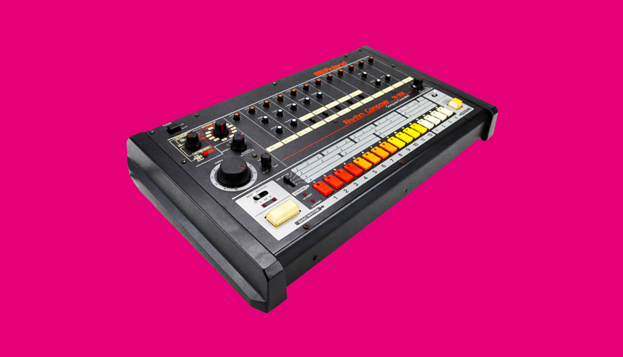 This Roland Plugin Will Make Your Computer Boom Like A TR