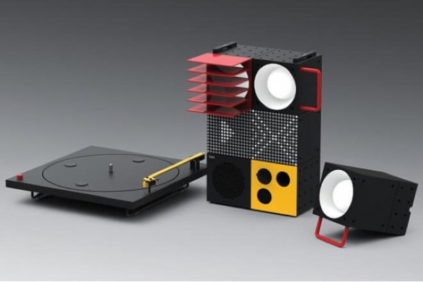 Check Out IKEA's New Turntable, Speaker And Lights