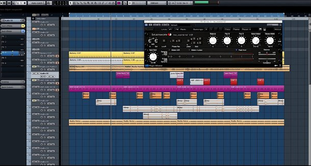 Hannes Bieger Stereo Bass Video Studio Tips & Tricks productions