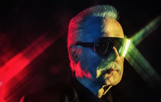 Giorgio Moroder sunglasses