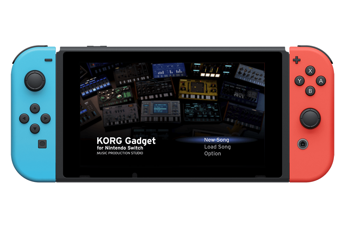 Korgs New App Lets You Play 16 Synths On Your Nintendo