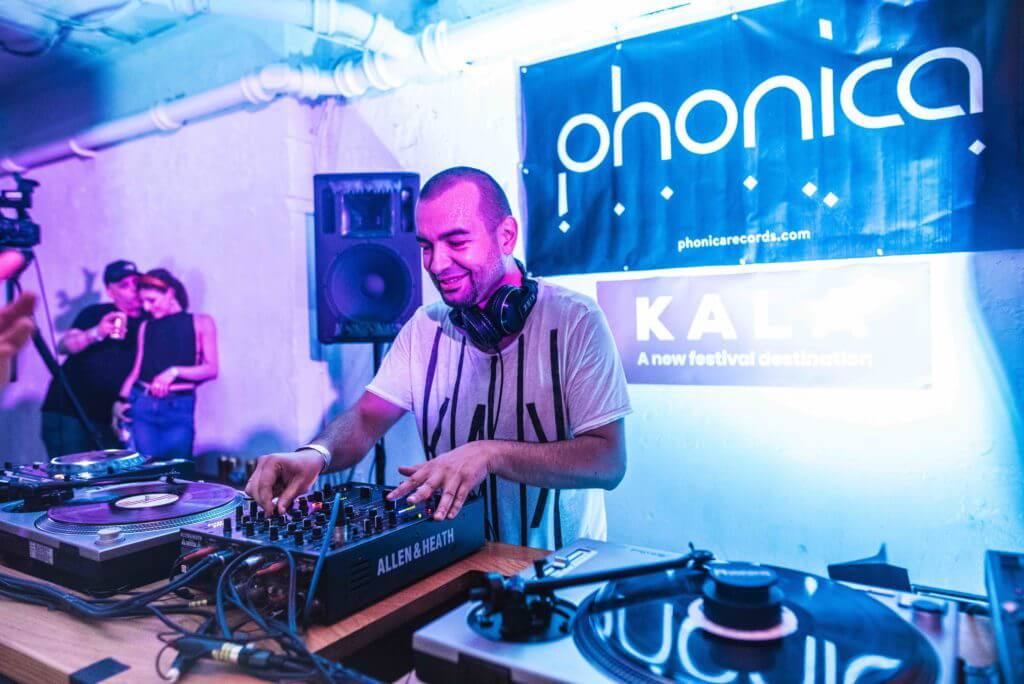 record store day phonica turntable DJ kink