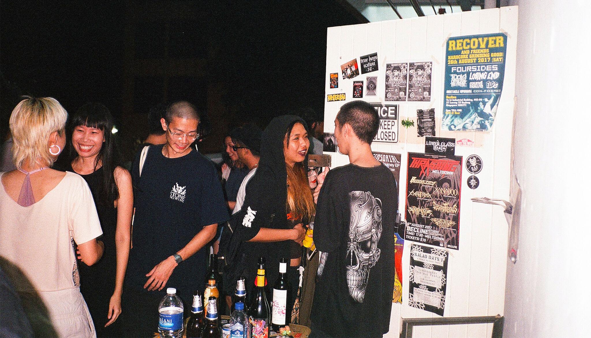 Inside the Singapore rave scene