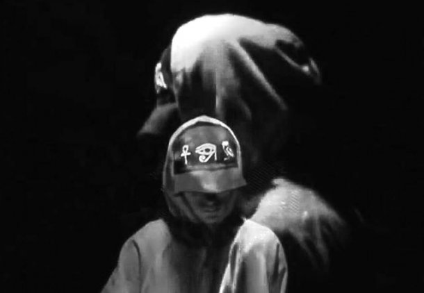 skee mask new LP compro