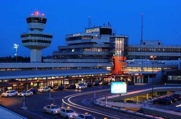 berlin tegel airport tower club