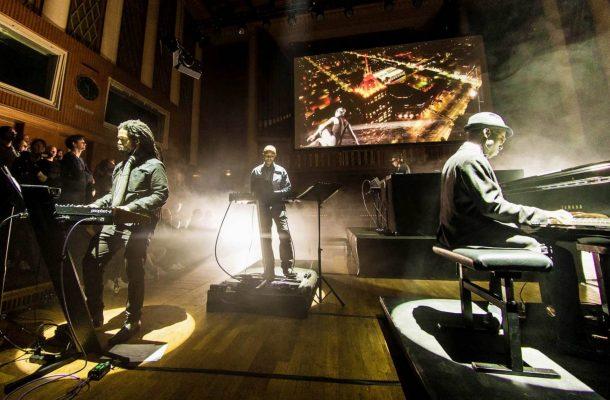 Carl Craig Synthesizer Ensemble 2018 by Yvonne Hartmann Funkhaus Berlin Detroit