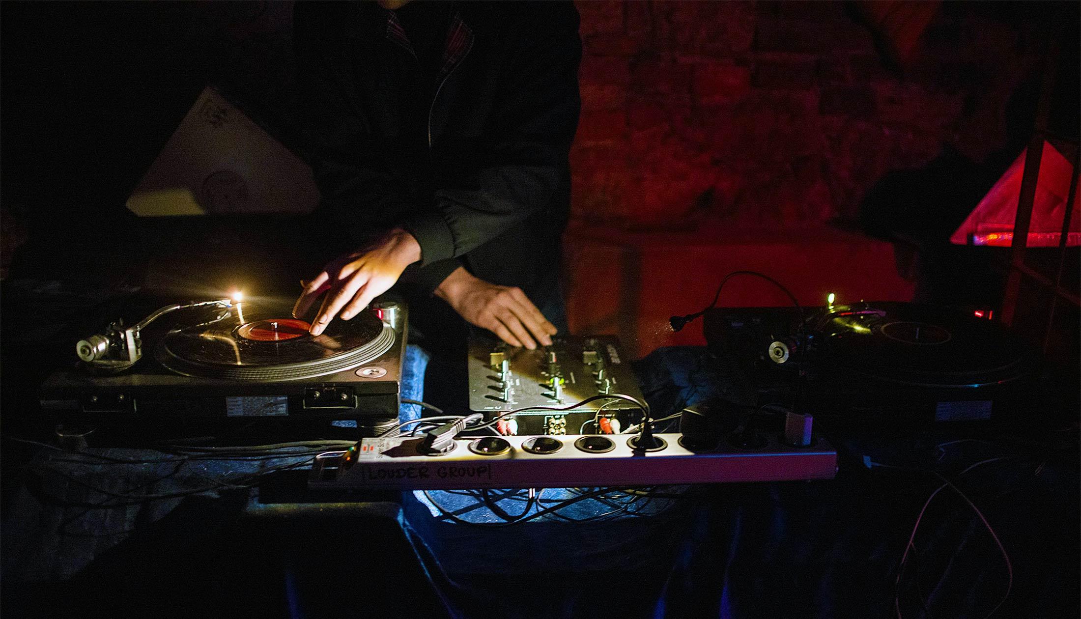 Krakow by Klaudia Zupnik Party Electronic Music Techno Underground Poland