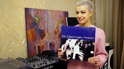 Nastia Kiev Ukraine Vinyl B-Sides Records Youtube