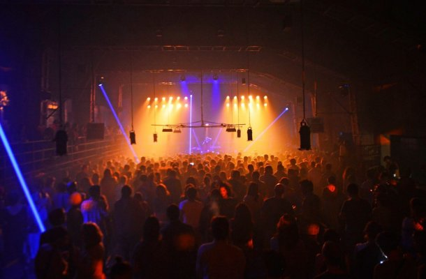 We're Giving Away Tickets To Bassiani's Epic Techno Party In Frankfurt